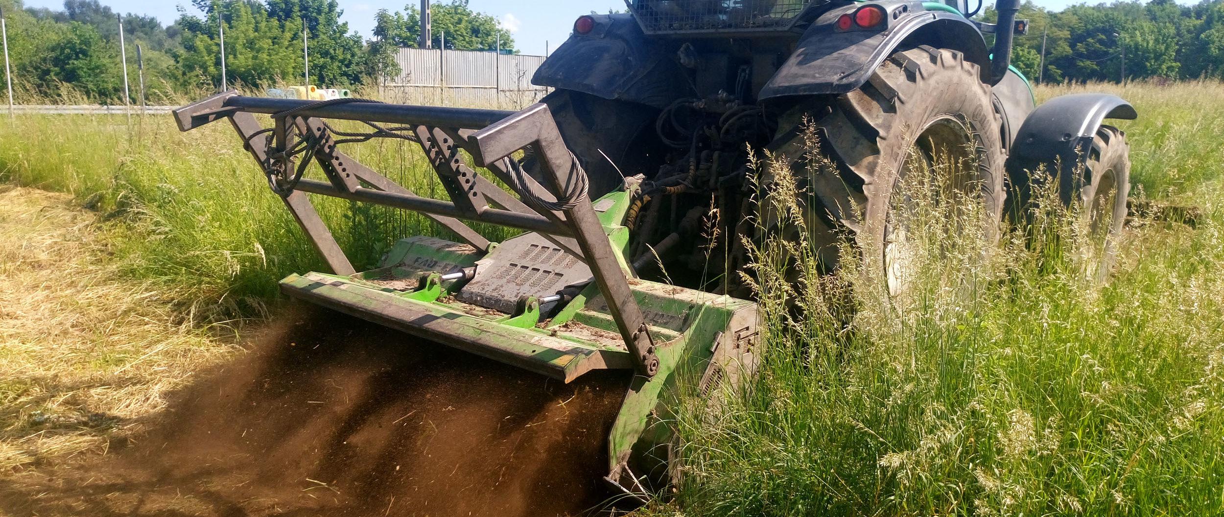 Zmechanizowane roboty ziemne